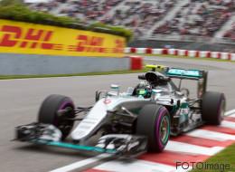 F1: Hamilton domine les deux premières séances d'essais libres  (PHOTOS)