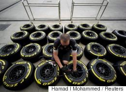 Météo pour le Grand Prix: des pneus d'hiver pour la Formule 1