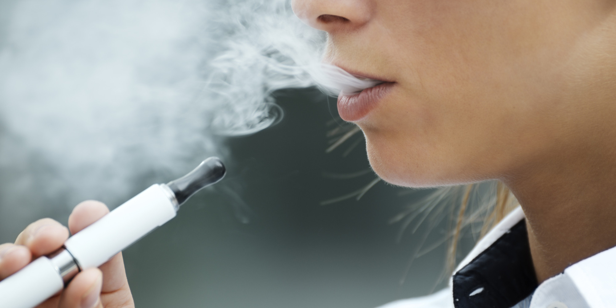 E cigarettes and mouth sores
