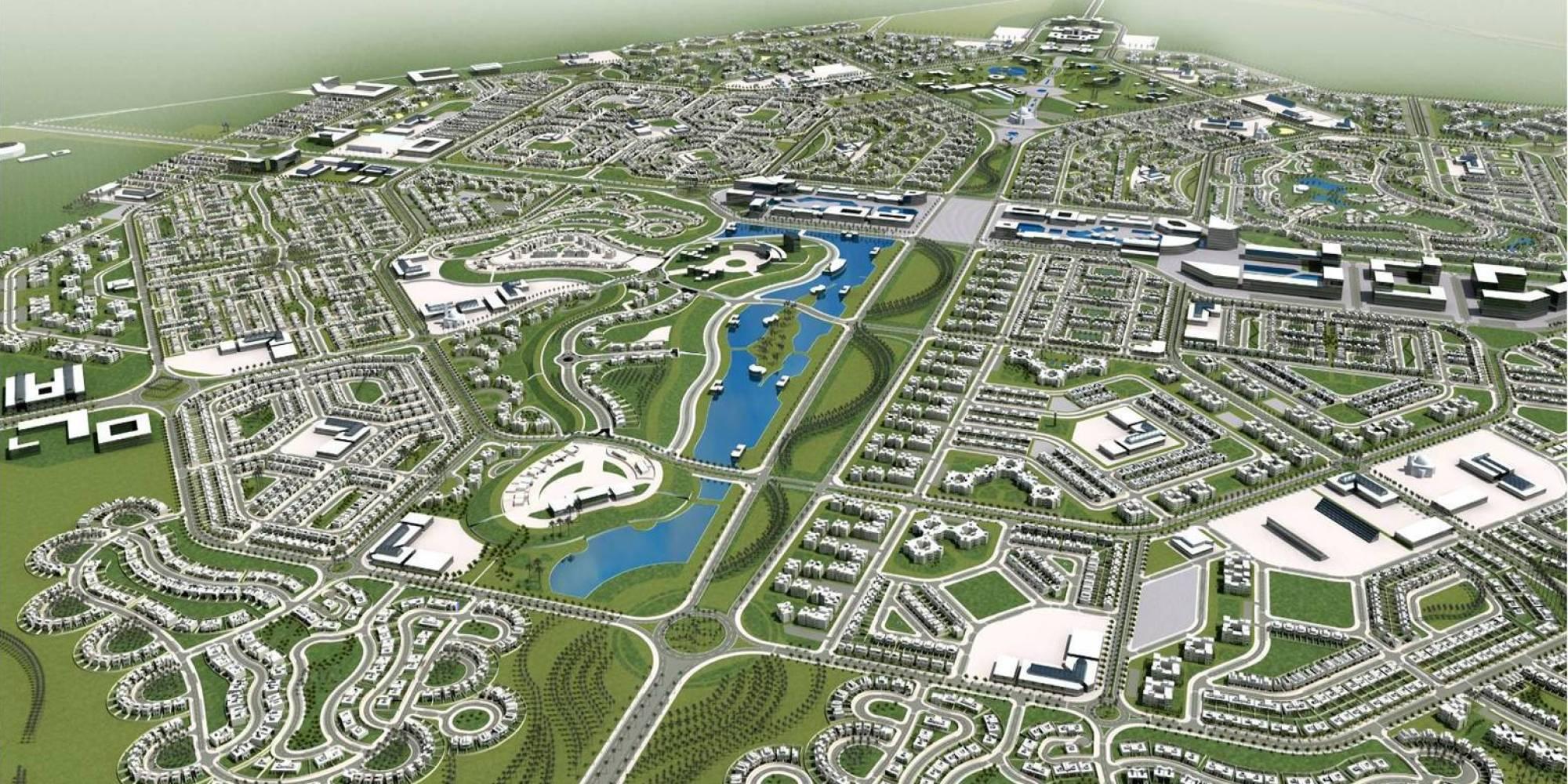 adoption des plans d 39 am nagement de trois villes nouvelles