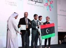 بعد فوزهم عربياً.. شباب ليبيون يسعون إلى تطوير العمل التطوّعي