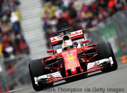 GP : Vettel est le plus rapide de la dernière séance d'essais (PHOTOS)
