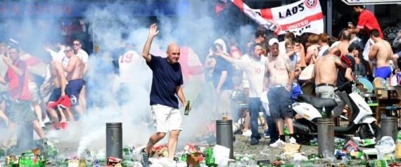 EURO 2016 VIOLENCES