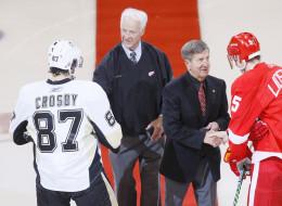 Sidney Crosby Recalls The Unforgettable Moment He Met 'Mr.Hockey'