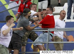 The Hashtag Football Hooligans of Euro 2016