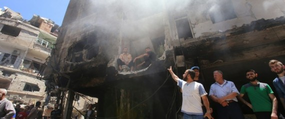 SYRIE ATTENTAT