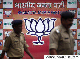 BJP Bigwigs Brainstorm About Upcoming Uttar Pradesh  Elections At National Executive Meeting
