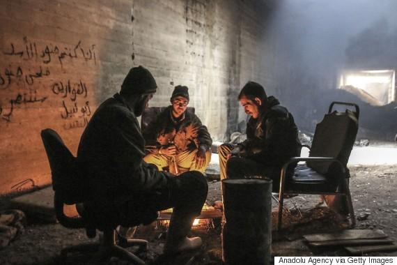 harasta syria
