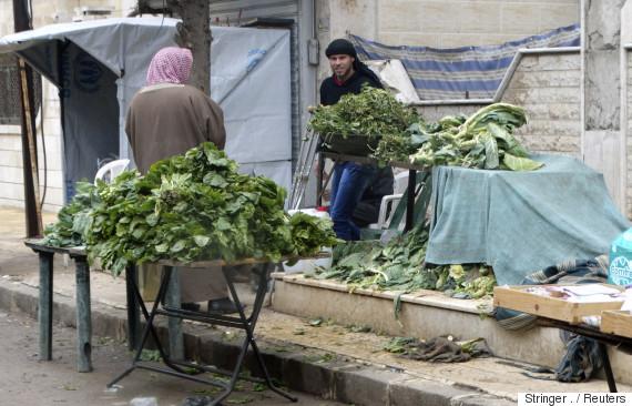 al waer homs syria