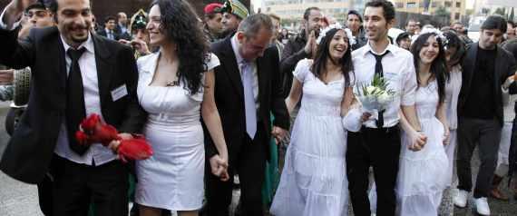 WEDDING IN LEBANON