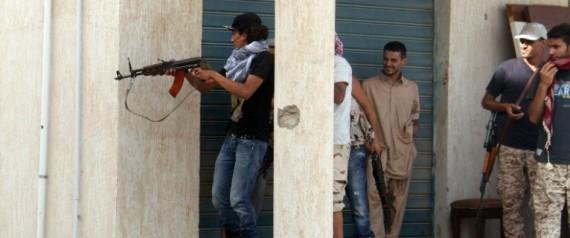 LIBYE LA CONTREATTAQUE