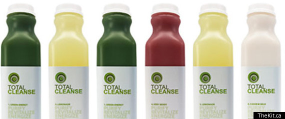 TOTAL CLEANSE DETOX