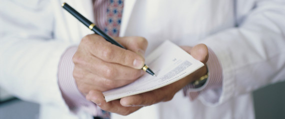 DOCTOR WRITING PAD
