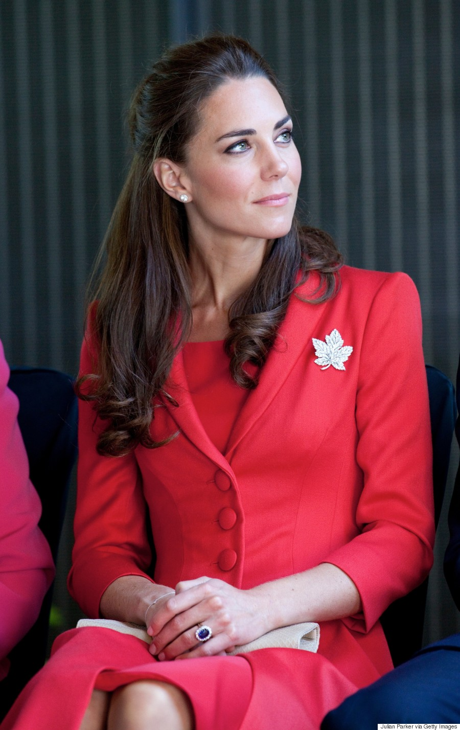 kate middleton canada