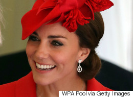 Kate Middleton's Latest Ensemble May Look Familiar To Canadians