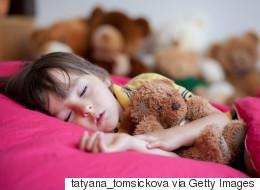 Les enfants ont besoin de huit à seize heures de sommeil