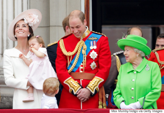 prince george queen