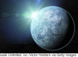 Découverte de la plus grande planète en dehors du système solaire