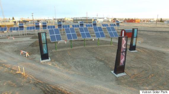 vulcan solar park