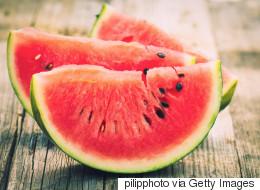 Comment choisir un melon d'eau mûr?