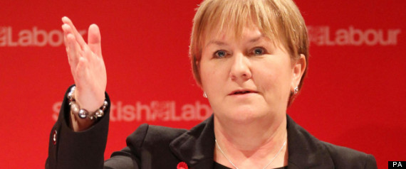 Johann Lamont Scottish Labour Leader