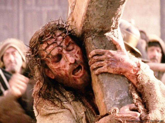 passion of the christ mel gibson
