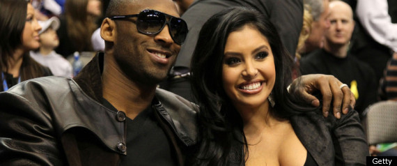 Kobe Bryant Wife Divorce