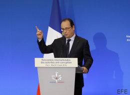 Hollande pide una
