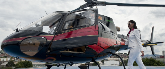 HELICOPTER SAO PAULO