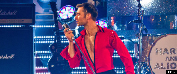 Harry Judd Strictly