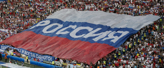 RUSSIA SUPPORTERS