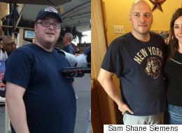 He Was Always 'The Big Guy.' How One Man Dropped 111 Pounds
