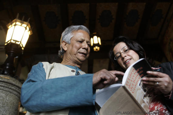 muhammad yunus book
