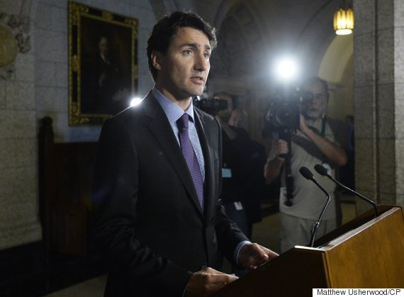 justin trudeau robert hall