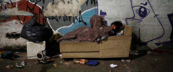 LATIN AMERICA POVERTY
