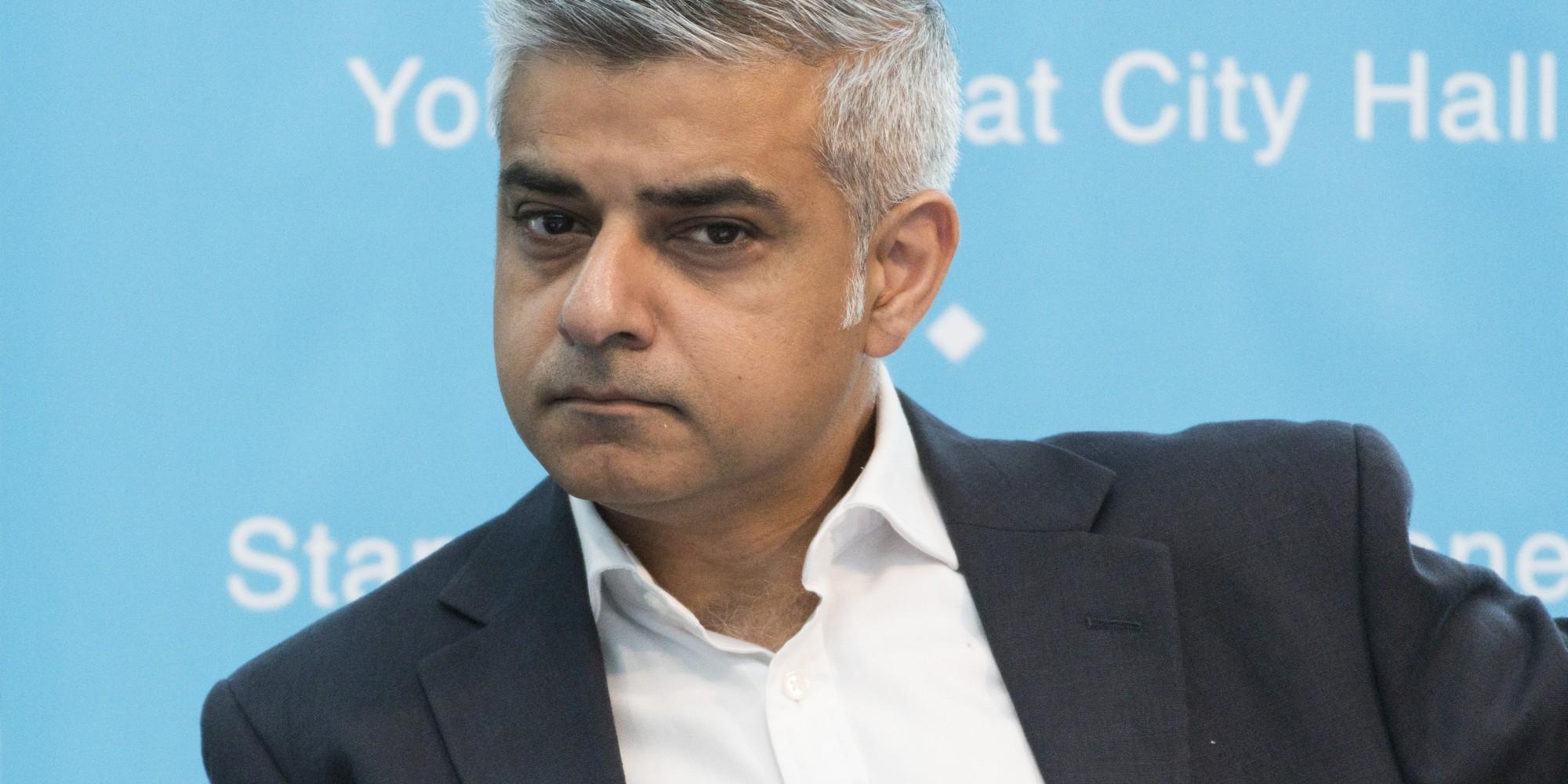 Is Sadiq Khan The Mayor For Broken Promises? | HuffPost UK Sadiq