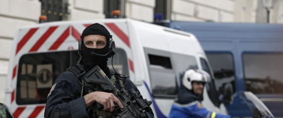 TERRORISM FRANCE
