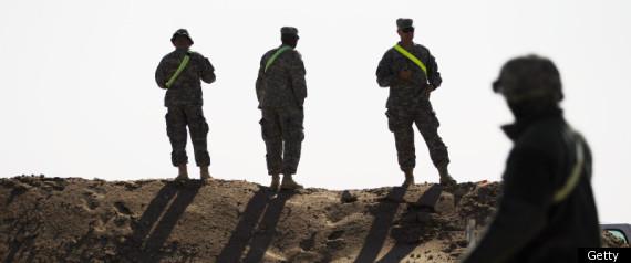 IRAQ WAR US TROOPS