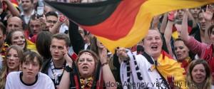 GERMAN FOOTBALL FANS