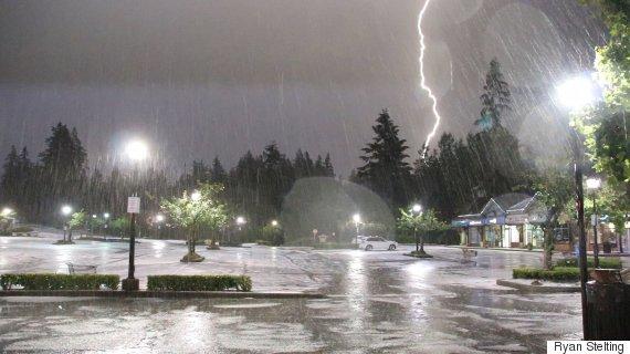west vancouver storm