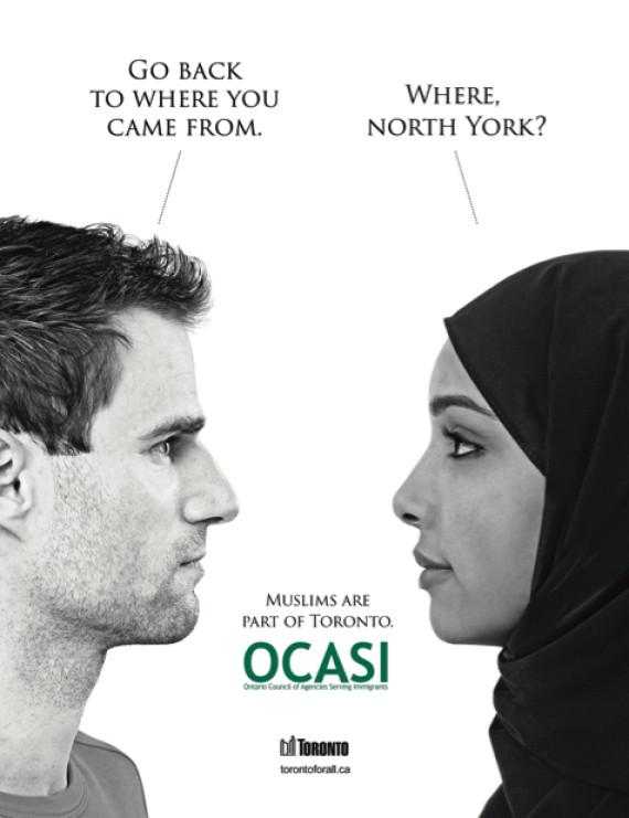 toronto islamophobia ad