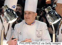 Paul Bocuse célèbre les 50 ans de ses trois étoiles Michelin