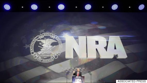 trump gun