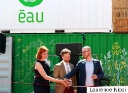 Une première ferme verticale en aquaponie à Montréal