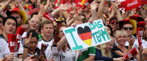 FOOTBALL LOVE GERMANY