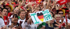 FOOTBALL LOVE GERMANY