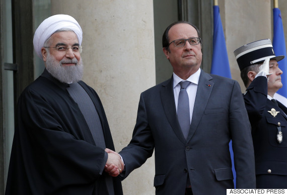 rouhani france