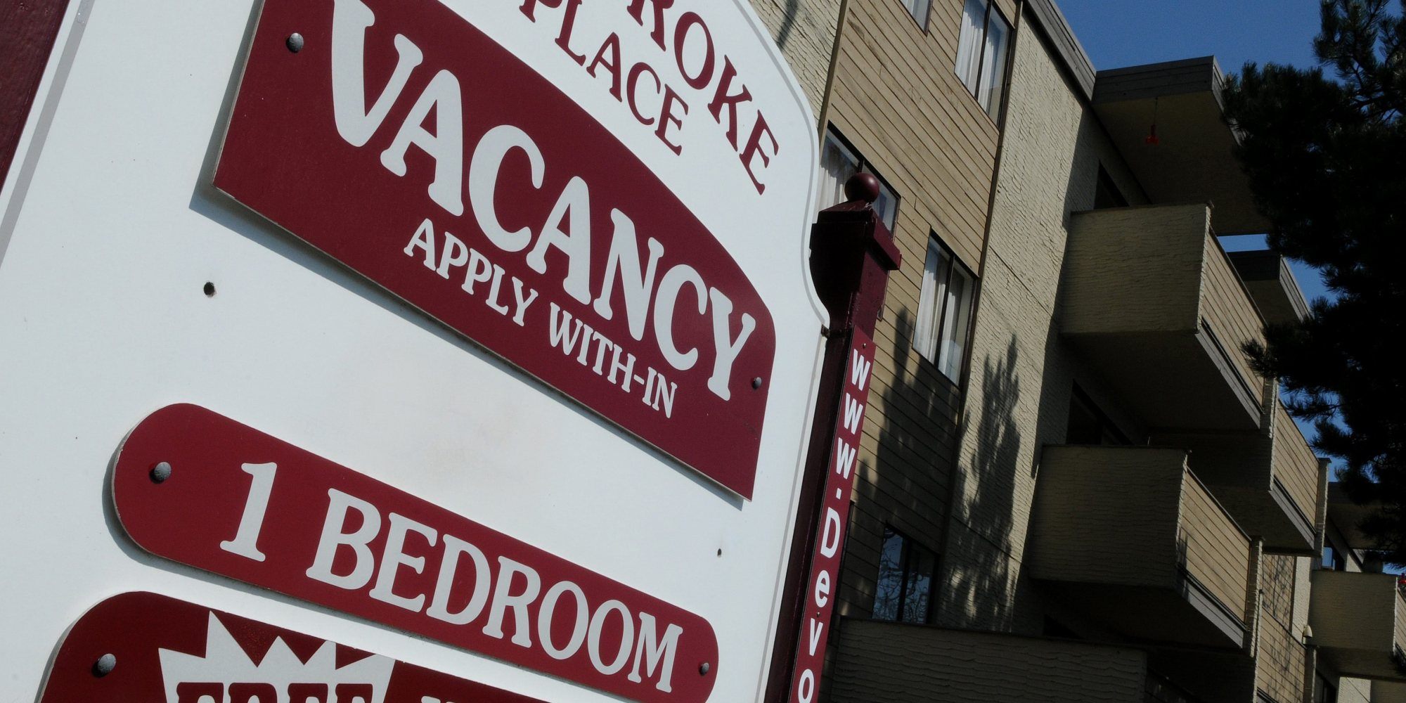 rental rates in canada are falling here are the cheapest