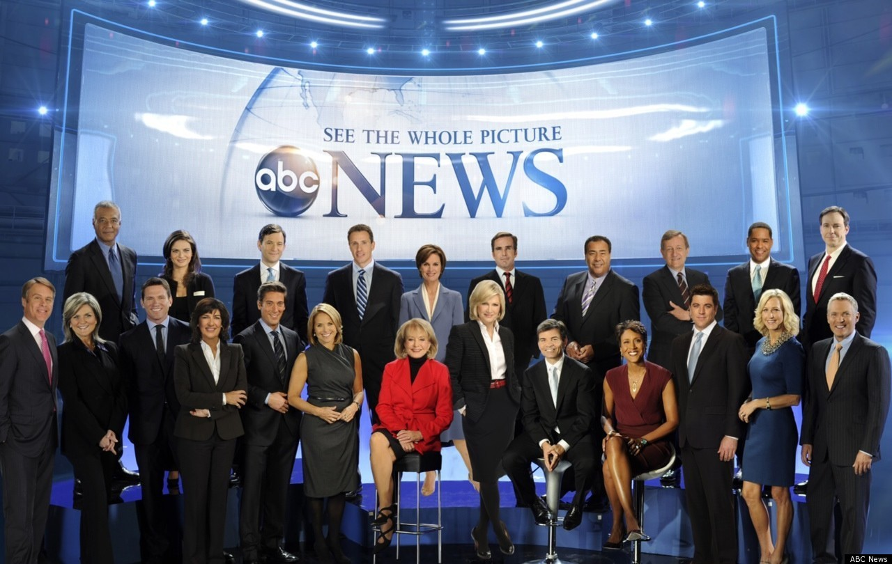 ABC NEWS Debuts New Slogan: See The Whole Picture (