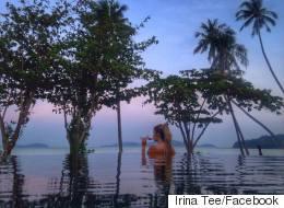 Cette Québécoise a tout quitté pour aller rejoindre son grand amour en Thaïlande (VIDÉO)